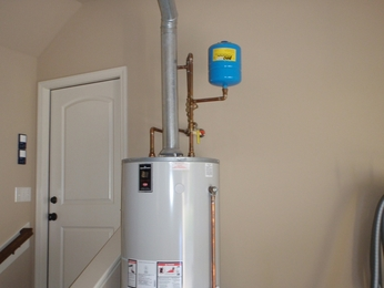 Water Heater Expansion Tank